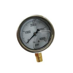 4000psi Pressuge gue de lavage haute pression avec filetage NPT 1/4 le connecteur