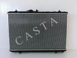 El radiador de aluminio Autopartes Toyota Highlander'09 3.5L OEM: 16041-31540 PPP: 13023