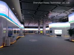 P2.84 Indoor Creative personnalisé Affichage LED incurvée pour Huawei
