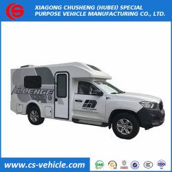 Kampierendes Van Motor Caravan Motorhome Wohnmobil-Auto China-Dieselmotor RV-