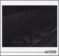 pavimentazione laminata raschiata mano di 12mm HDF per la distribuzione