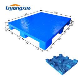 Preiswerter doppelter mit Seiten versehener hohler Blasformen-Ladeplatten-Großhandelsplastik