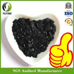 Prezzo del carbonio attivato coperture della noce di cocco della polvere granulare del fornitore della Cina per tonnellata