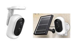 Bateria solar sem fio 1080P HD Câmera 2MP de vigilância de segurança baixo consumo de captura DVR CCTV