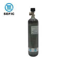 3litres 4500 psi l'air comprimé en fibre de carbone du vérin de vérin à gaz