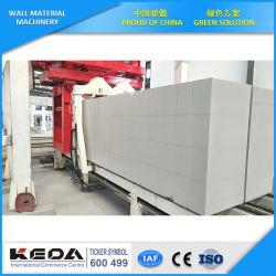 Il macchinario automatico pieno per la fabbricazione leggera del mattone del blocchetto di AAC