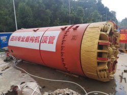 Ysd1350 Máquina de elevación del tubo de roca con tubo de hierro fundido nodular