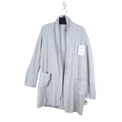 Maglione lavorato a maglia ricamo fine 100% del gallo di Applique del calibro del cotone delle donne (PULLOVER)