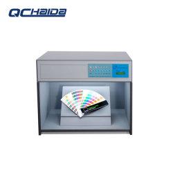 織物/ファブリックテストのための色刷の製品カラー査定のキャビネット
