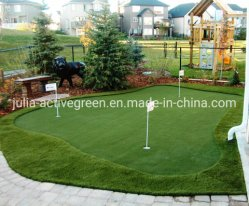 12mm 15mm Gof Putting Green de relva artificial