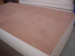 1220*2440mm E0/E1 colla legno duro/Pioppo Core compensato ecologico rivestito in melammina per Mobili in Cina