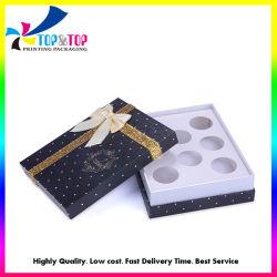 PVC 쟁반 부속품을%s 가진 선전용 선물 또는 사탕 또는 향수 또는 장식용 종이상자