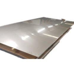 Materiais de construção 304/304L/316L/310S/420/409L banheira e folha de aço inoxidável laminado a frio/Placa