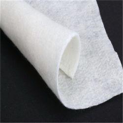 Longues fibres non tissées en polyester à filaments continus tissu géotextile géotextile/