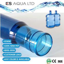 55mm 100% Novo 18,9 L 19L 20L vaso de 5 galões plásticos de Molde de Preforma