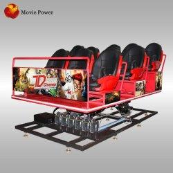상점가를 위한 위락 공원 장비 5D/7D 영화관 장비