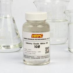 100% puro de la industria de aceite mineral blanco