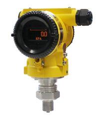 SS316L diafragma de silicone do transmissor de pressão utilizada para a indústria química