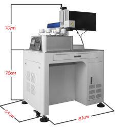 20W Multi-Station máquina de marcação a laser de fibra LX-3000D utilizado nos levou