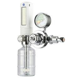 Digital-intelligente medizinische Sauerstoff-Strömungsmesser-Regler-Krankenhaus-Geräte
