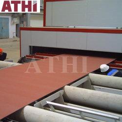 De automatische Plaat van het Staal/Bladen Ontsproten Ontploffing die en het Schilderen de Lijn van de Voorbehandeling van de Machine schoonmaken