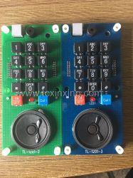 Tastiera Integrated del telefono per l'elevatore