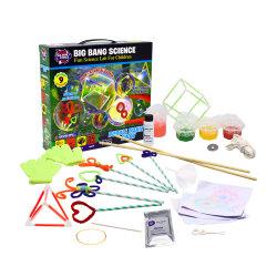 Fazer bolhas Bolha Show Ciência Toy DIY Kit bolha