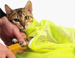 محبوب مسمار زركشة حقيبة قطّ يهيّئ حمام حقائب