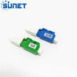 Prezzo di fabbrica 3dB 7dB 15dB 10dB 20dB 30dB LC Optiz Attenuatore adattatore per fibra