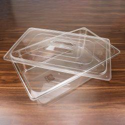 호텔 장비 대중음식점 부엌 음식 급료 아크릴 플라스틱 Gastronorm 콘테이너