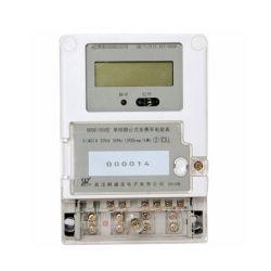 Función Multi-Billing monofásico Medidor de potencia con relé incorporado