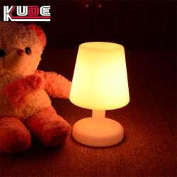 Décoration de mariage de lumière LED LED lampe de table et lampe de l'hôtel Chambre à coucher
