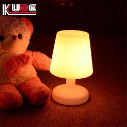 Décoration de mariage LED lumière LED sans fil lampe de table