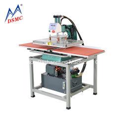 Hydraulische Presse-Maschinen-Sublimationsequin-Wärmeübertragung-Drucken