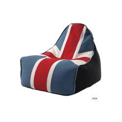Salle de séjour de tissu Mobilier Chaises de salle de vie paresseux Bean Bag