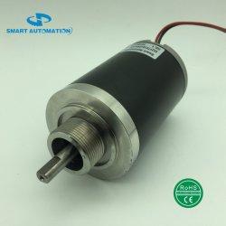 12 V 24V elektrische gelijkstroompompmotor gebruikt voor luchtpomp, hydropomp, water-/brandstof-/olie-/vacuümpomp, medische pomp, vibratiepomp