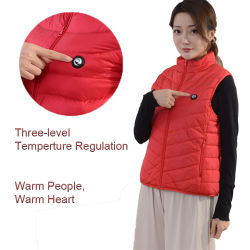 Le graphène Radiation-Free chauffage chaud Vêtements Vêtements chauffés
