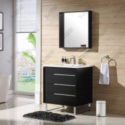 Эспрессо кабинета с прочной опоры из нержавеющей стали туалетный столик в ванной комнате