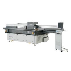 적당한 8color 유리제 UV 인쇄 평상형 트레일러 인쇄 기계