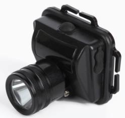 채광 지하 폭발 방지 LED 안전모 램프