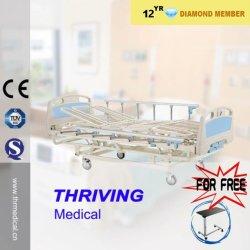 Manivela de Atención Médica de rodadura de cuatro camas de hospital (THR-CRB109)