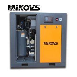 15-400 Kw Silencioso Industrial/Mudo Seco Médica Compressor de ar isento de óleo de um compressor de parafuso de Acionamento Direto
