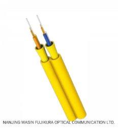 Figuur 8 van de optische Vezel Opto-Electronic Samengestelde Kabel