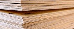 La fabricación de tableros de melamina barniz UV Barniz 10-25 mm Precio de la madera contrachapada