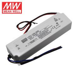 Meanwell IP67 LPC-100-350 100のワット防水一定した現在の細い100W 350mA LEDのドライバー