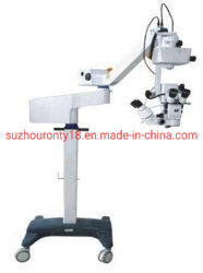 RM1300 funcionamento operacional móvel de Medicina de microscópio microscópio cirúrgico para Eye Dental, equipamento de Olho Avançada