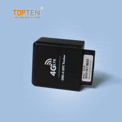 4G Lte отслеживания GPS OBD сканер, прочитать показания одометра, скорость и расход топлива, Ota функция ТЗ428-Wl