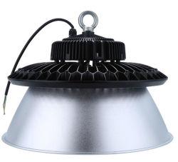 140lm/W 150W Pendente Inustrial IP65 OVNI teto de depósito de LED para interiores de luz High Bay Natatorium Academia Galeria Museu Supermercado