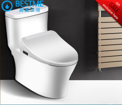 LED 자동적인 변기 Bc-E003를 가진 목욕탕 Wc 화장실