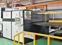 La Chine industriels en métal Machines de transformation en acier inoxydable avec surface de la courroie d'abrasif Bufifng finition satinée